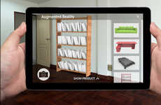 AR Furniture Apps - IKEA and Apple are Introducing New Tools for Previewing Home Decor Items