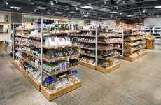 Sustainable High-End Grocers