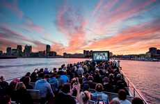 Sunset Cruise Screenings