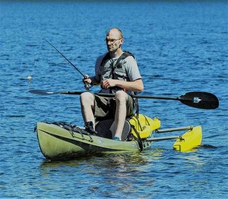 Speedy Sit-On-Top Kayaks