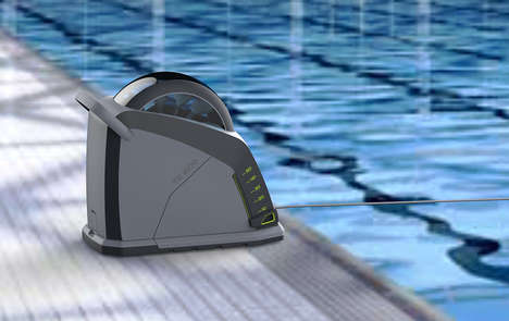 Aquatic Resistance Training Equipment - The 'Hydra' Resistance Trainer Increases Capabilities