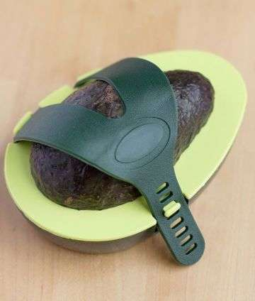 The AvoSeedo Avocado Saver Keeps the Fruit Fresher for Longer
