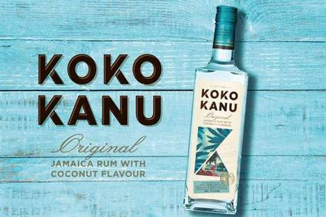 Travel-Themed Cocktail Clubs - Koko Kanu's 'Frequent Flyers Cocktail Club' Inspires Wanderlust