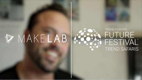 Experiential 3D Printing Studios - Jonathan Moneta Provides a Preview of the MakeLab Trend Safari