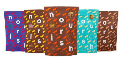 Diet-Friendly Granola Snacks - The Nourish Snacks Granola Bites Satisfy Cravings