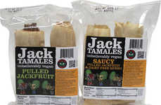 Prepackaged Vegan Tamales