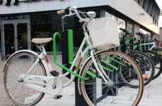 Smart Bike Rack Systems