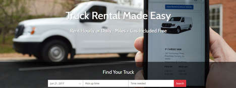 Self-Service Truck Rentals - Fetch Rentals Simplifies Moving with On-demand Trucks and Vans