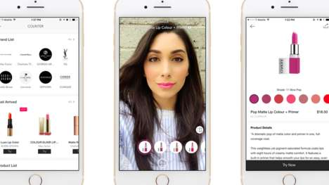 Customized Lipstick Apps