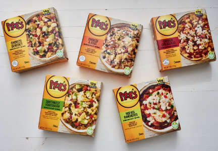 Southwestern Breakfast Bowls - Kellogg's and Moe's Created a Range of Frozen Breakfast Bowls