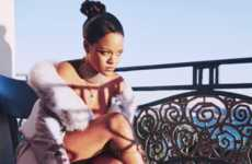 Songstress-Made Bejeweled Heels - Rihanna and Manolo Blahnik are Releasing the 'Wild Thoughts' Heels