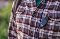 Headphone Awareness Devices - The 'SoundBrake 2.0' Lets You Hear Important Sounds