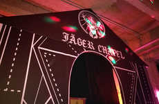 Branded Pop-Up Chapel Bars