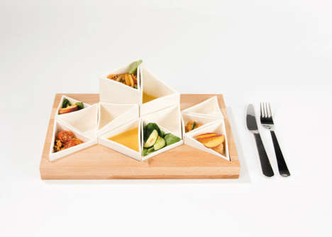 Multi-Level Plating Experiences - Supertaster 2.0 Creates an Elevated Dining Experience