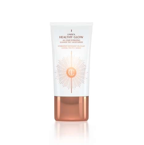Unisex Tinted Moisturizers - Charlotte Tilbury's 'Unisex Healthy Glow' Gifts Radiant Skin to All