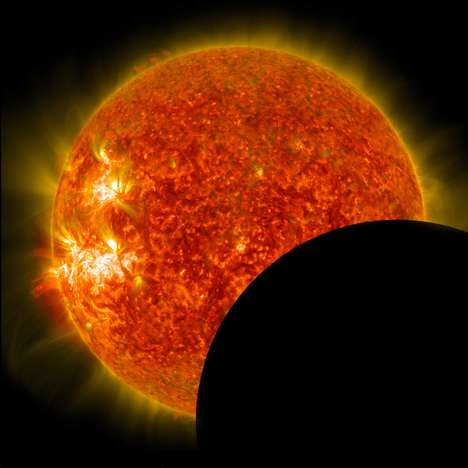 Live Solar Eclipse Coverage - 'Eclipse Across America' Will Offer Livestreaming Videos of the Event