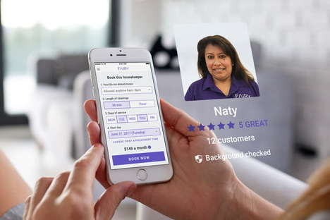 Daily Housekeeping Subscriptions - Fairy's Housekeeping Partners Provide Hotel-Like Cleaning
