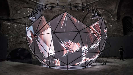 Historic Audio-Visual Installations
