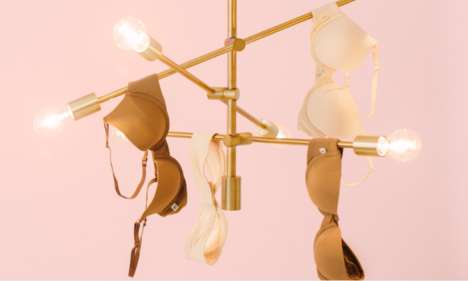 Try-At-Home Undergarments - Harper Wilde Allows Consumers to Try on Bras in Their Own Home