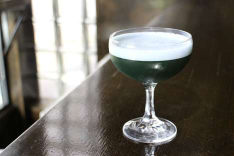 Superfood Cocktail Menus