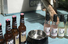 Pet-Friendly Bar Pop-Ups - London's Pet Pavilion Pawsecco Bar is a Dedicated Bar for Dogs