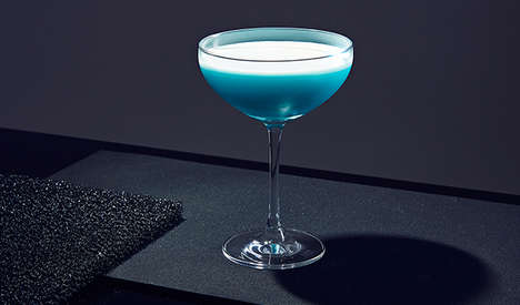 Car Fuel-Infused Cocktails