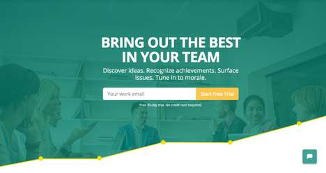 Employee Engagement Platforms - Startup Sensient Makes it Easier to Keep Your Team Members Happy