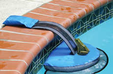 Floating Frog Safety Platforms