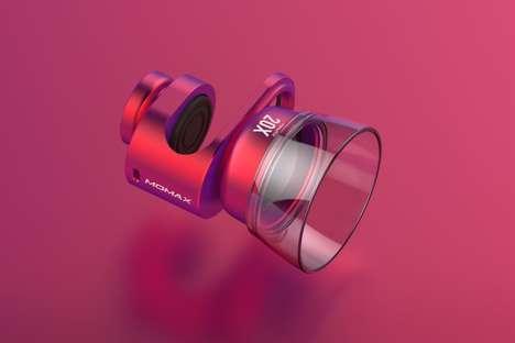 Multi-Device Camera Lenses