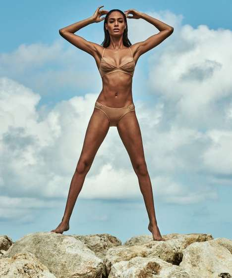 Model-Designed Intimates - The Intimates Collection Joan Smalls Designed for Walmart is Affordable