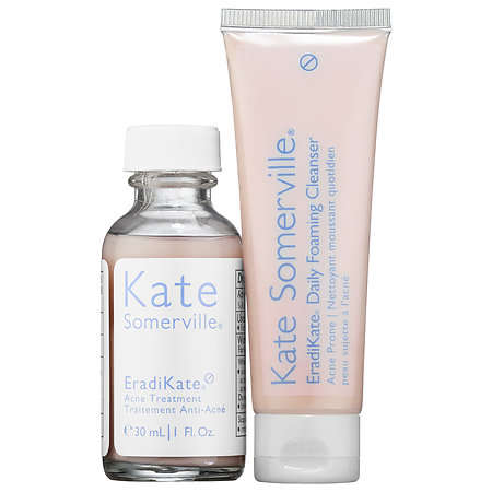 Acne-Fighting Skincare Duos - The EradiKate Duo is Targeted at People with Oily Skin