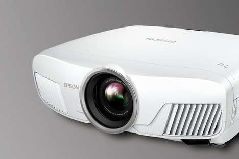 Affordable 4K Projectors - Epson's Home Cinema 4000 Delivers 4K Enhancement at a Lower Cost