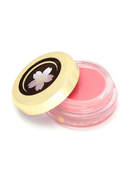 Camellia Oil-Based Lip Balms - The Tatcha Lip Balm Nourishes the Lips and Adds Subtle Color