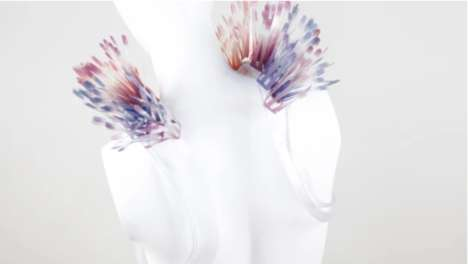 Responsive Haptic Clothing - 'Ripple' Lets the Wearer Know If Someone is Looking at Them