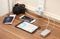 Sleek International Power Adapters