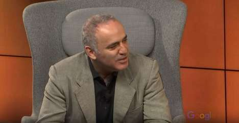 Deep Thinking and AI - Garry Kasparov's Machine Intelligence Discussion Looks at Deep Blue and AI