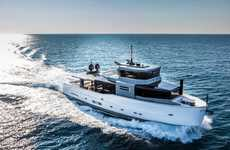 Stylish Lifestyle Eco Yachts