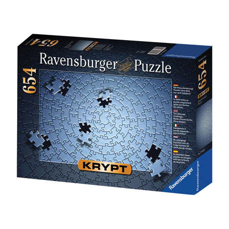 Cryptic Colorless Puzzles