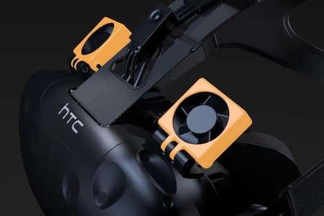 VR Cooling Fans