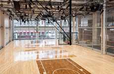 In-Office Basketball Courts