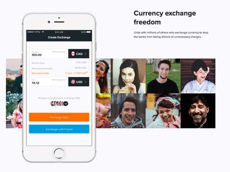 Digital Currency Exchange Marketplaces - 'VoPay' Lets Users Trade Currencies with Other Consumers
