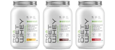Calorie-Controlled Protein Powders