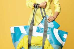 Stylish Recycled Tote Bags