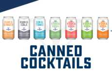 Conveniently Canned Cocktails