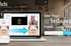 Ad-Substituting Software - This Startup Will Replace Ads with Instagram Content You Already Follow
