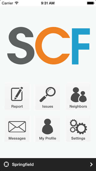 Municipal Engagement Apps - The SeeClickFix App Helps Citizens Proactively Improve Their Community