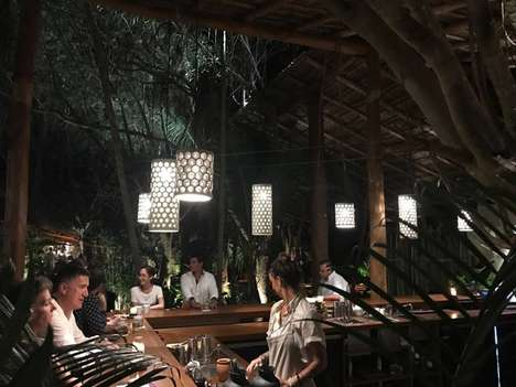 New Nordic Mexico Pop-Ups - The NOMA Tulum Residency Ran for Seven Weeks in the Mexican Jungle