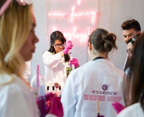 25 Beauty Brand Activations