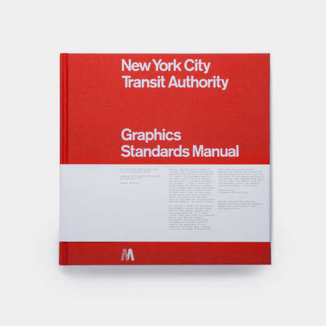 Urban Transit Branding Manuals - The NYCTA Graphics Standards Manual Spotlights Iconic Visuals