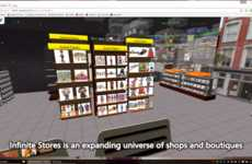 VR Shopping Experiences